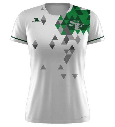 "ProLook Sublimated ""Fury"" Women's Soccer Jersey"