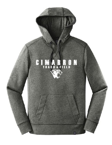 Cimarron Track - French Terry Pullover Hoodie (Unisex)