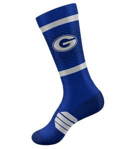 "ProLook Sublimated ""Net Fade"" Crew Socks"