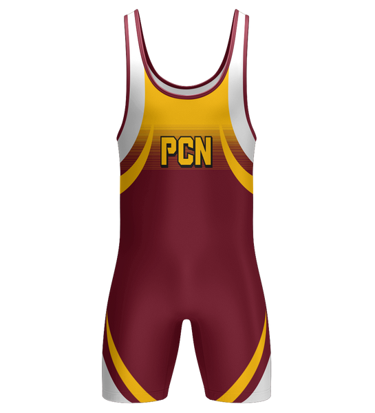 "ProLook Sublimated ""Clinch"" Wrestling Singlet"