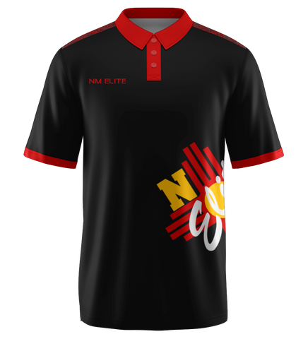 "ProLook Sublimated ""Red Devils"" Polo"