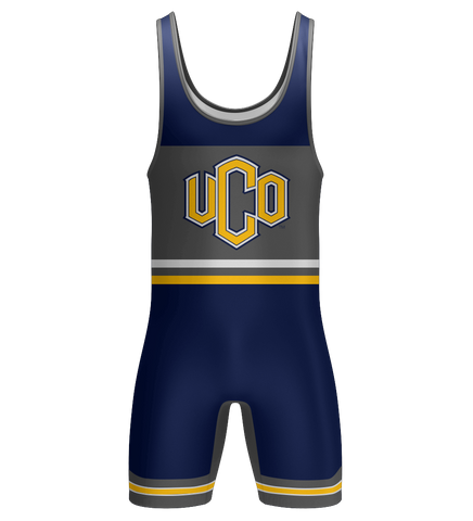 "ProLook Sublimated ""Bridge"" Wrestling Singlet"