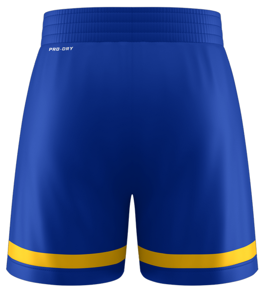 "ProLook Sublimated ""Sweeper"" Soccer Shorts"