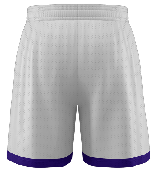 "ProLook Tackle/Twill ""Thunder City"" Basketball Shorts"