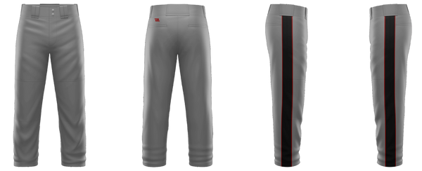 "ProLook Tackle/Twill ""Union Grove 09"" Baseball Pants"