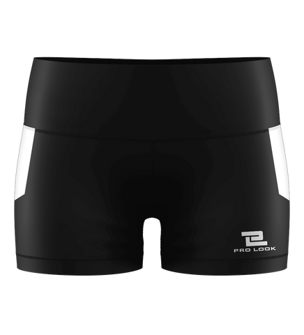 "ProLook Sublimated ""Wildcats"" Volleyball Compression Shorts"