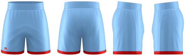 "ProLook Sublimated ""Xtreme"" Soccer Shorts"