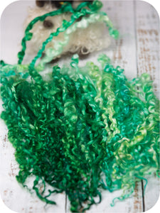 EMERALD & MILLET <br /> 9 - 11 inches long