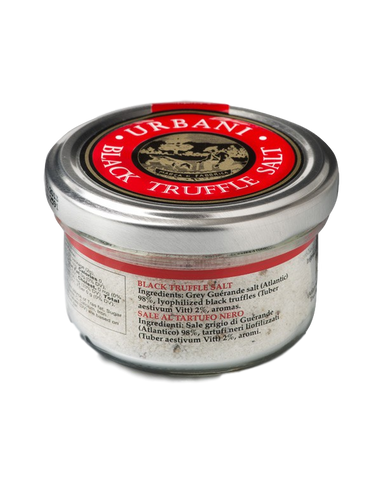Urbani Black Truffle Salt