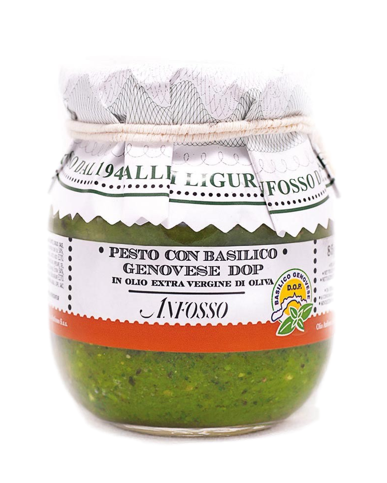 Anfosso Pesto with Genovese Basil