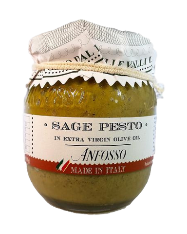 Anfosso Sage Pesto in EVOO