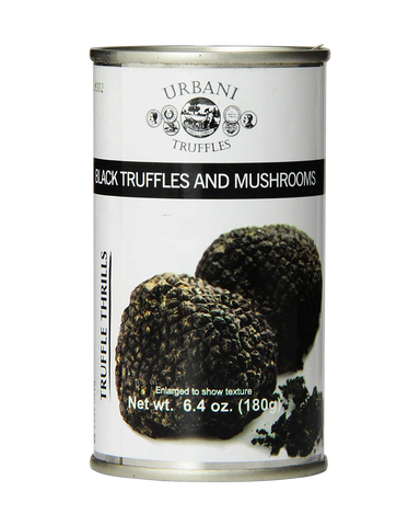 Urbani Black Truffles & Mushrooms