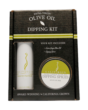 Calivirgin Extra Virgin Olive Oil Dipping Kit
