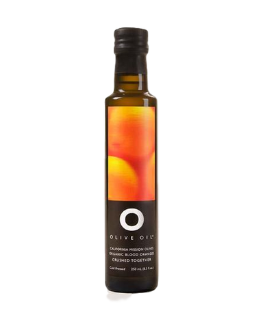 O Olive Oil Company Organic Blood Orange Olive Oil