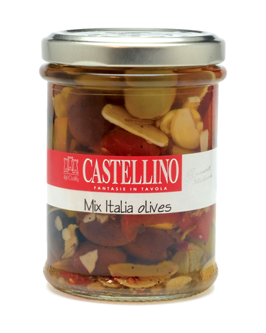 "Castellino ""Mix Italia"" Olives"