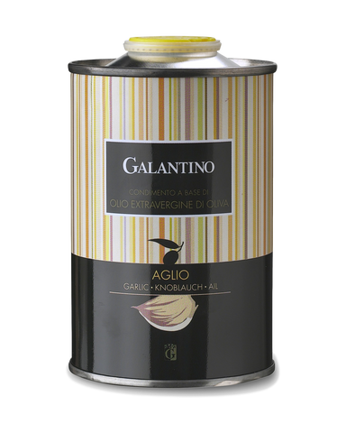 Galantino Garlic  Extra Virgin Olive Oil