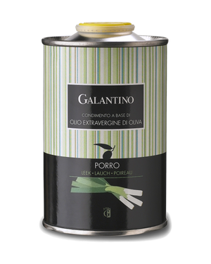 Galantino Leek Flavored Evoo Extra Virgin Olive Oil