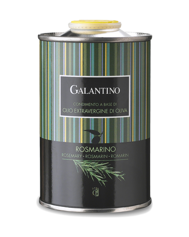 Galantino Rosemary Flavored Evoo Extra Virgin Olive Oil