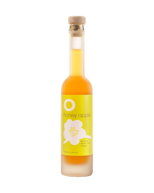 O Olive Oil Company Honey Apple Sparkling Sonoma Cider Vinegar