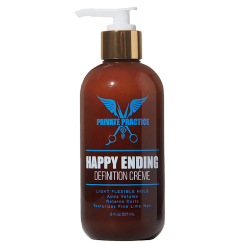Happy Ending Volumizing Texture Cream
