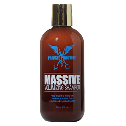 Massive Volumizing Shampoo