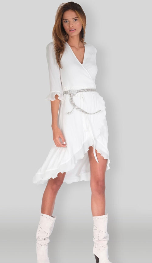 Muche et Muchette Light Ruffle Dress - Sale