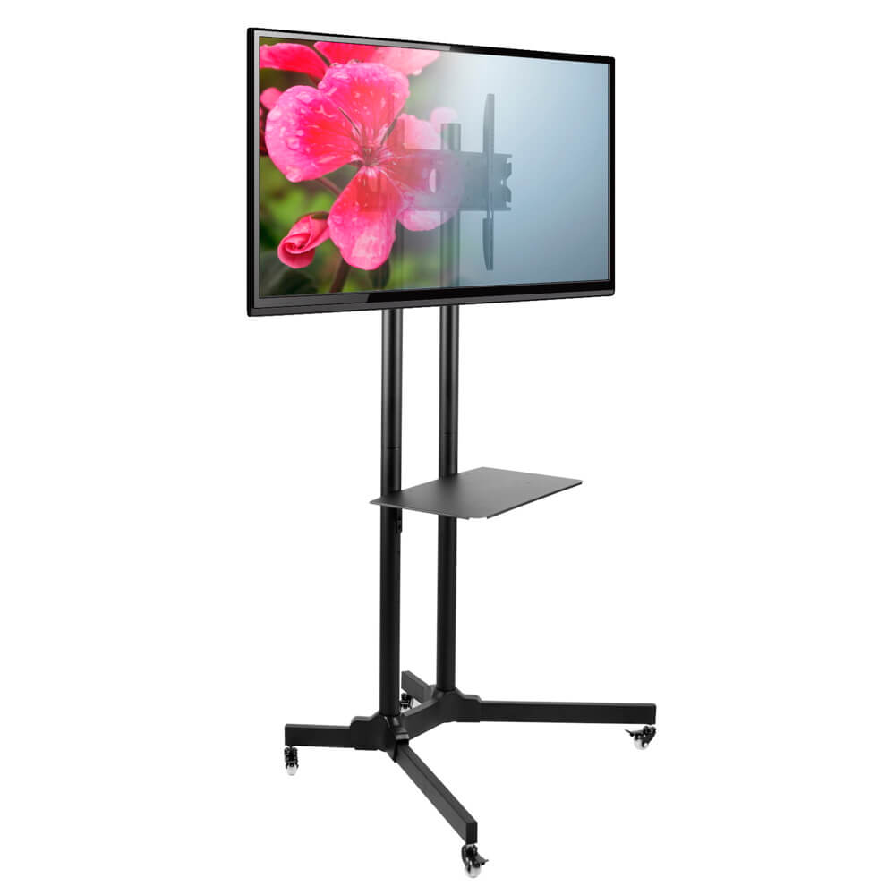 SM61 Rolling TV Stand