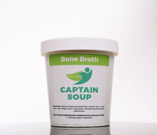 Bone Broth container
