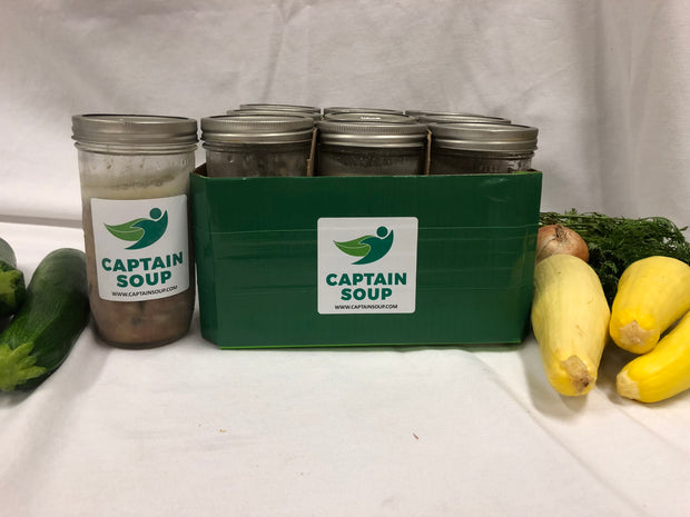 picture of captain soup containers