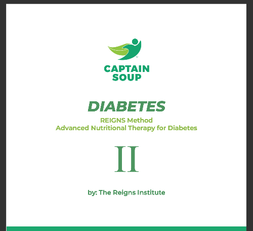 Diabetes quick start guide picture