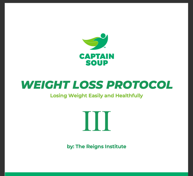 Weight Loss Protocol cover page