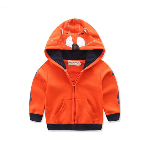 Foxy Jabee Hooded Jacket