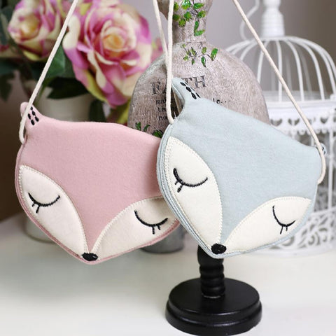 Baby Fox Girl's Fashion Sling Bag