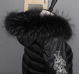 High Quality Faux Fur Hood Trim Scarf