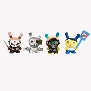 Kidrobot ART OF WAR DUNNY SERIES