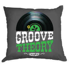 Throw Pillow - Groove Theory