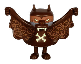 Steven the Bat - Brown Metal Version