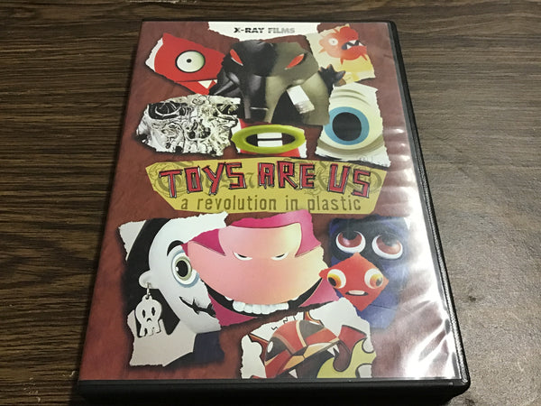 Toys are Us DVD