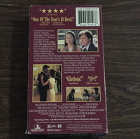Joy Luck Club VHS