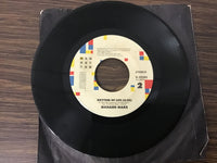 Richard Marx Rhythm of life / Shouldv'e known better 45
