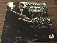Zoom Sims with Bucky Pizzarelli LP