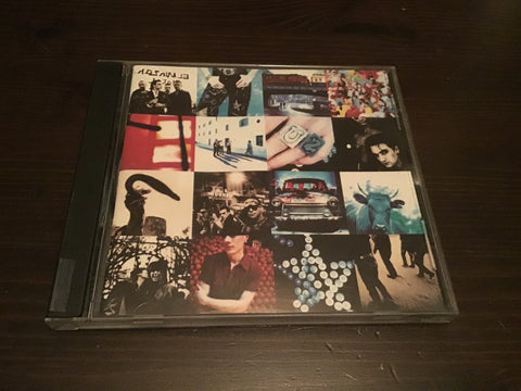 U2 Achtung Baby CDs as is