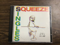 Squeeze - Singles CD