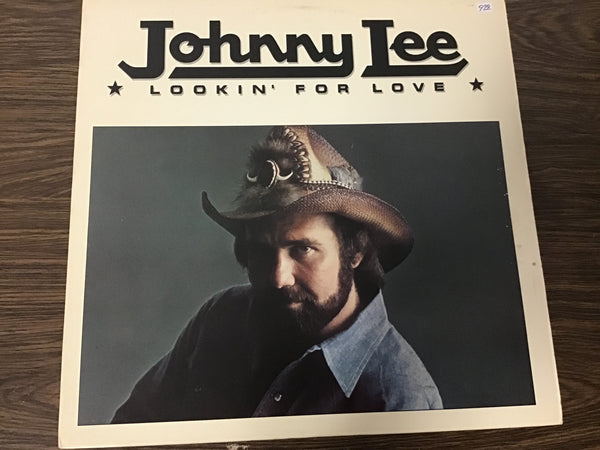 Johnny Lee Lookin for love LP