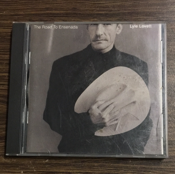 Lyle Lovett The Road to Ensenada CD