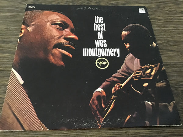 Wes Montgomery Best of LP