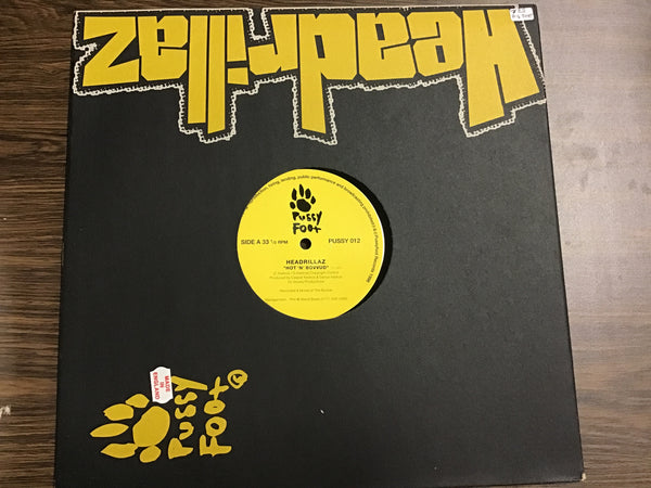 Headrillaz Hot n Bovvud / Weird Planet 12""