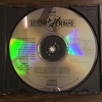 Little River Band Great Hits CD