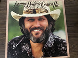 Johnny Duncan Greatest Hits LP