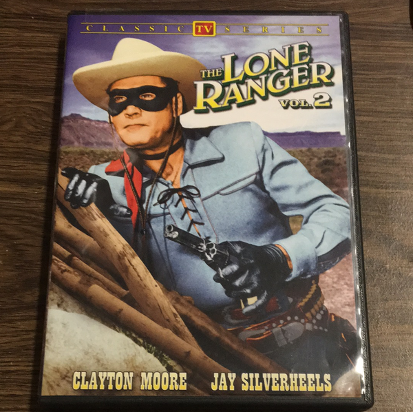 Lone Ranger Vol. 2 DVD